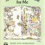 cover of A House is a House For Me by Mary Ann Hoberman