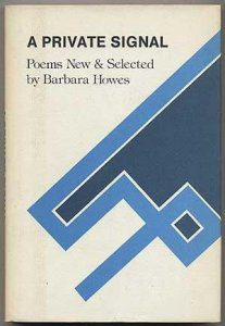 cover of A Private Signal by Barbara Howes