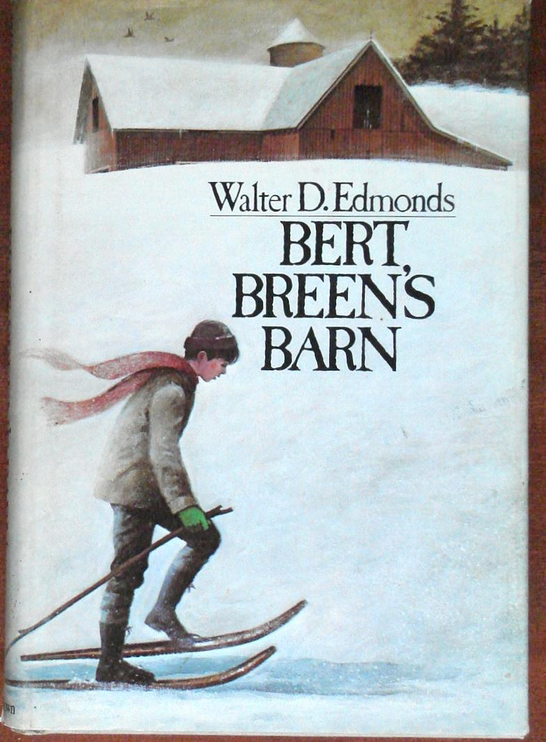 cover of Bert Breen's Barn by Walter D Edmonds