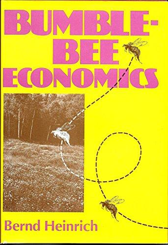 cover of Bumblebee Economics by Bernd Heinrich