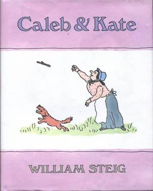 cover of Caleb and Kate by William Steig