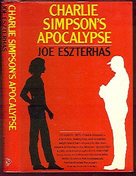 cover of Charlie Simpson's Apocalypse by Joe Eszterhas