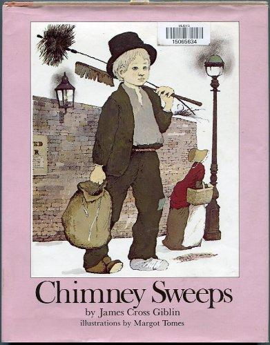 cover of Chimney Sweeps by James Cross Giblin