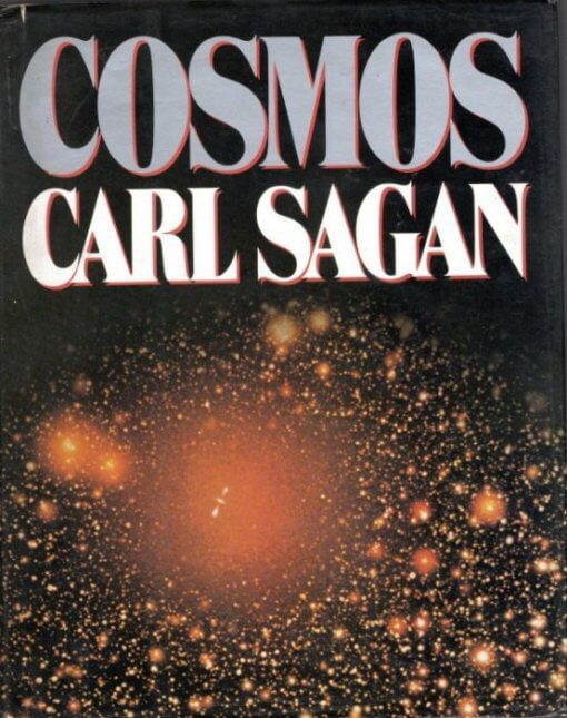 cover of Cosmos by Carl Sagan