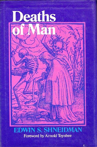 cover of Deaths of Man by Edwin S Shneidman