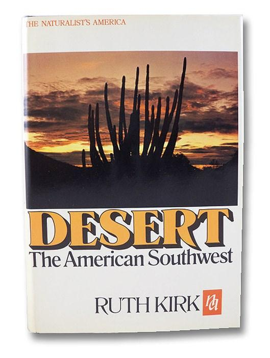 cover of Desert by Ruth Kirk