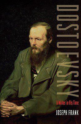 cover of Dostoyevsky by Joseph Frank