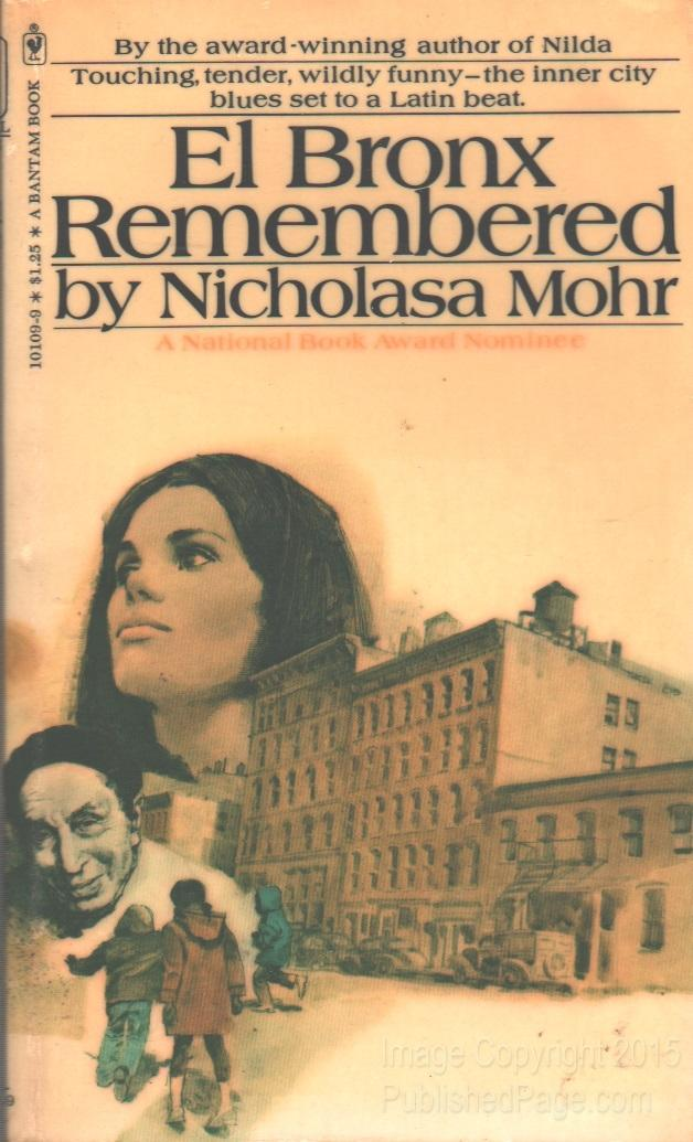 cover of El Bronx Remembered by Nicholasa Mohr