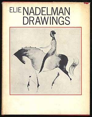 cover of Elie Nadelman Drawings by Lincoln Kirstein