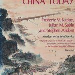 cover of Encyclopedia of China Today by Frederic Kaplan Julian Sobin and Stephen Andors