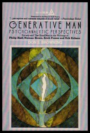 cover of Generative Man by Don S Browning