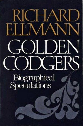 cover of Golden Codgers by Richard Ellman