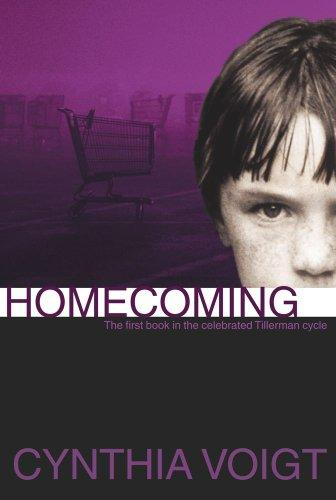 cover of Homecoming by Cynthia Voigt