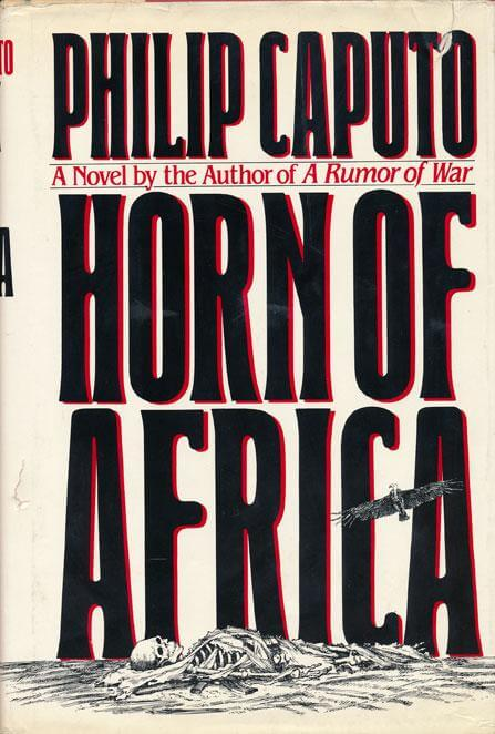 cover of Horn of Africa by Philip Caputo