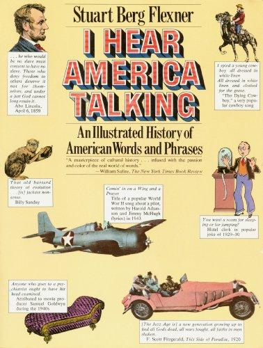 cover of I Hear America Talking by Stuart Berg Flexner