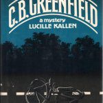 cover of Introducing C B Greenfield by Lucille Kallen