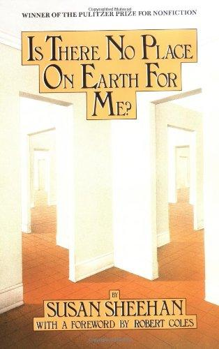 cover of Is There No Place on Earth for Me by Susan Sheehan