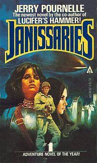 cover of Janissaries by Jerry Pournelle