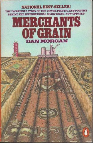 cover of Merchants of Grain by Dan Morgan