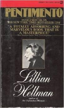 cover of Pentimento by Lillian Hellman