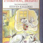 cover of Pinkerton Behave by Steven kellogg