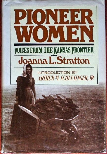 cover of Pioneer Women by Joanna L Stratton