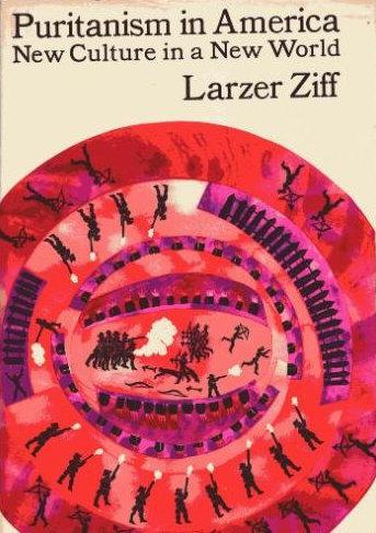 cover of Puritanism in America by Larzer Ziff