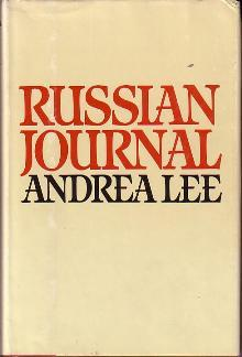 cover of Russian Journal by Andrea Lee