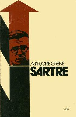 cover of Sartre by Marjorie Grene
