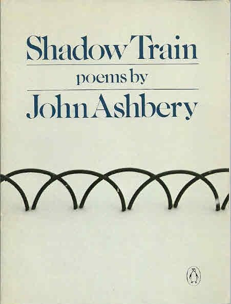 cover of Shadow Train by John Ashbery