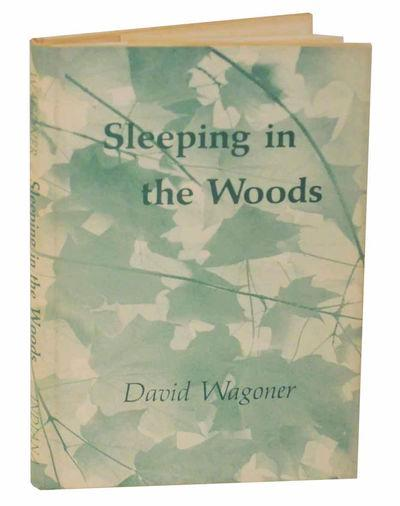 cover of Sleeping in the Woods by David Wagoner