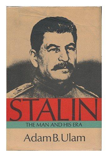 cover of Stalin by Adam Ulam