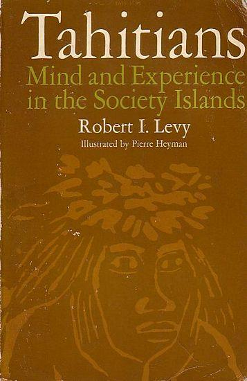 cover of Tahitians by Robert I Levy