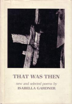 cover of That Was Then by Isabella Gardner