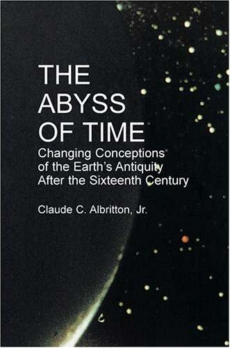 cover of The Abyss of Time by Claude C Albritton Jr