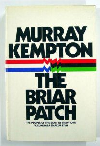 cover of The Briar Patch by Murray Kempton