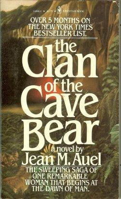 cover of The Clan of the Cave Bear by Jean M Auel