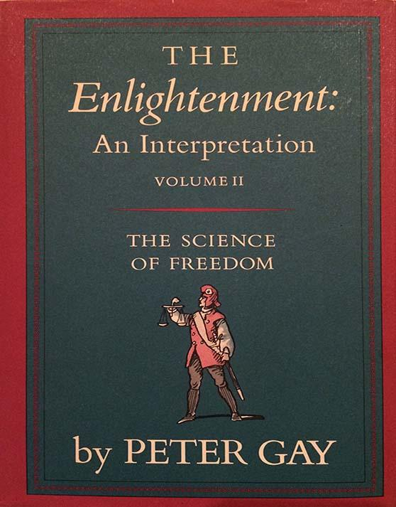 cover of The Enlightenment by Peter Gay