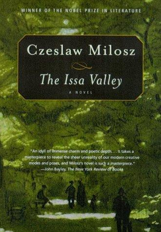 cover of The Issa Valley by Milosz translated by Louis Iribarne