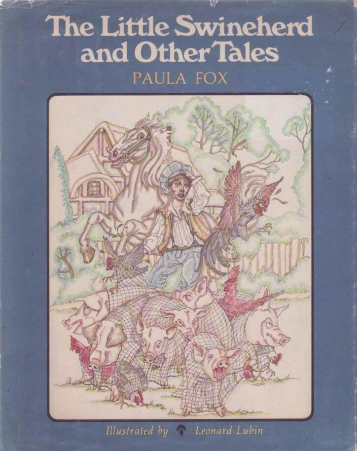 cover of The Little Swineherd and Other Tales by Paula Fox
