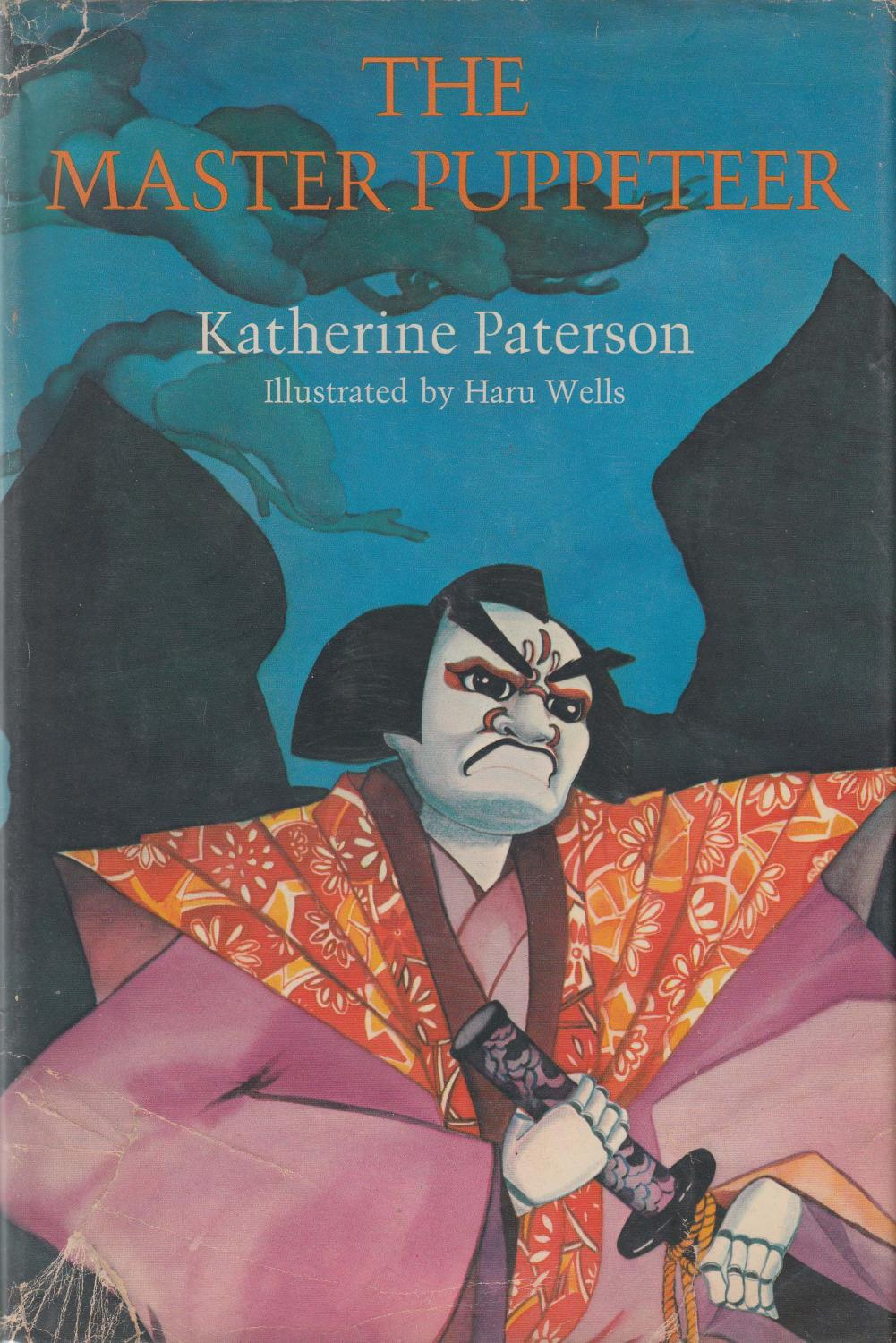 cover of The Master Puppeteer by Katherine Paterson