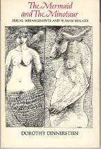 cover of The Mermaid and the Minotaur by Dorothy Dinnerstein