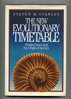 cover of The New Evolutionary Timetable by Steven M Stanley