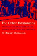 cover of The Other Bostonians by Stephan Thernstrom