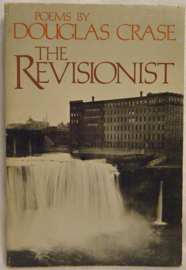 cover of The Revisionist by Douglas Crase