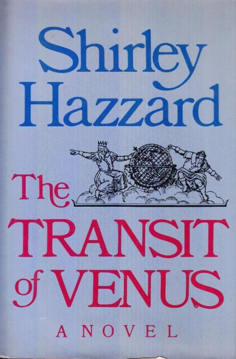 cover of The Transit of Venus by Shirley Hazzard