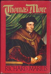 cover of Thomas More by Richard Marius