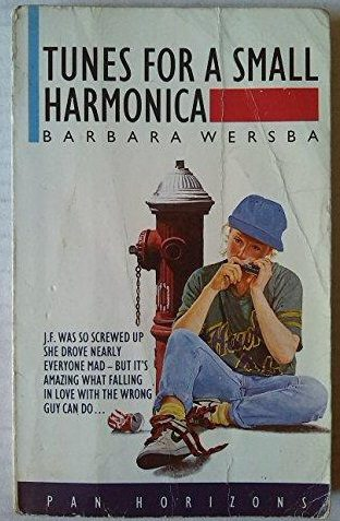 cover of Tunes for a Small Harmonica by Barbara Wersba