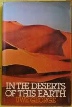 cover of Uwe George's In the Deserts of this Earth translated by Clara and Richard Winston