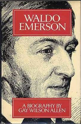 cover of Waldo Emerson by Gay Wilson Allen